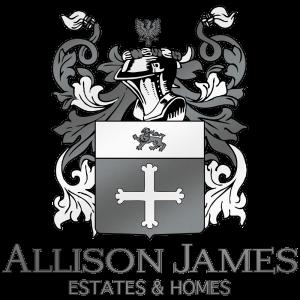 Allison James Estates & Homes Logo